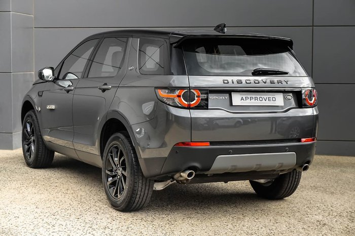 2018 Land Rover Discovery Sport TD4 132kW SE L550 MY19 4X4 Constant Grey
