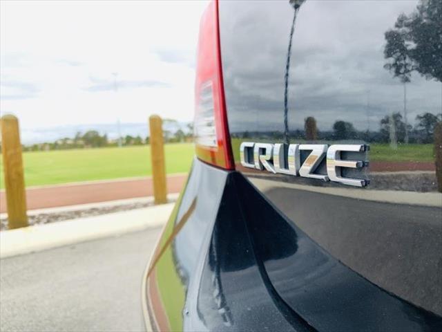 2013 Holden Cruze Equipe JH Series II MY13 PHANTOM