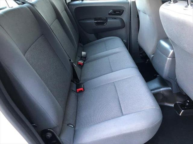 2015 Volkswagen Amarok TDI340 2H MY15 WHITE