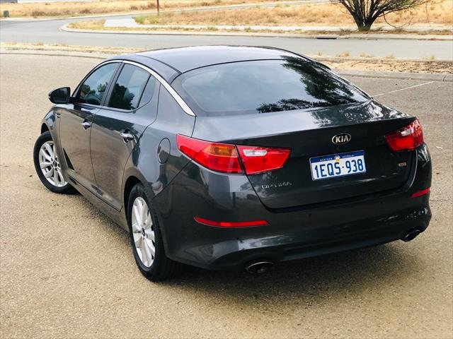 2014 Kia Optima Si TF MY14 PLATINUM Graphite