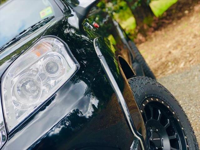 2017 Foton Tunland Luxury P201 4X4 Black