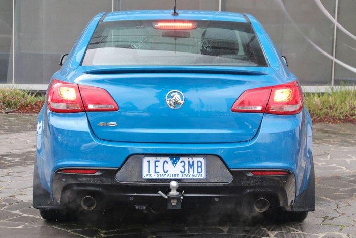 2015 Holden Commodore SV6 VF MY15 Blue
