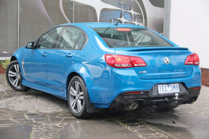 2015 Holden Commodore SV6 VF MY15 Blue