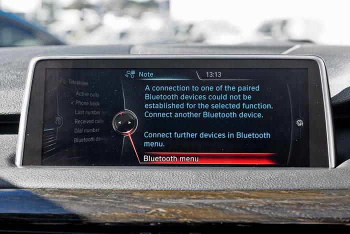 2015 BMW X5 xDrive25d F15 4X4 Constant Black
