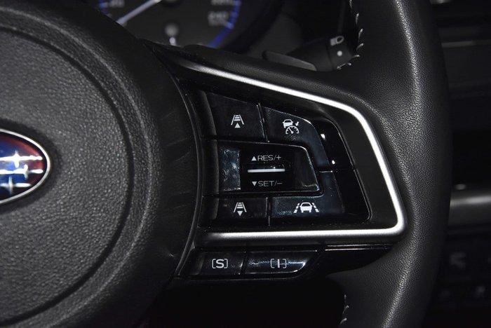 2018 Subaru Outback 2.5i Premium 5GEN MY18 Four Wheel Drive Blue