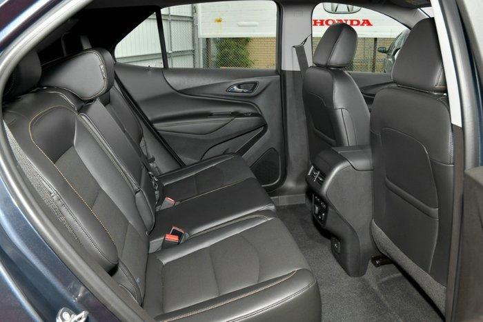 2018 Holden Equinox LTZ EQ MY18 Four Wheel Drive BLUE STEEL