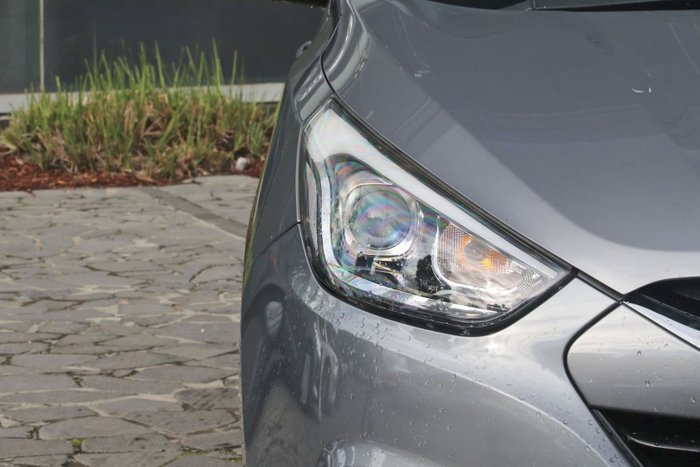 2014 Hyundai ix35 SE Series II Blue