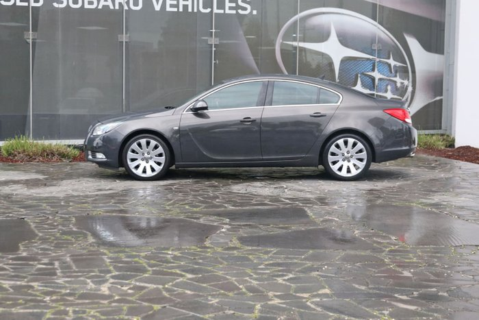 2012 Opel Insignia Select IN Grey