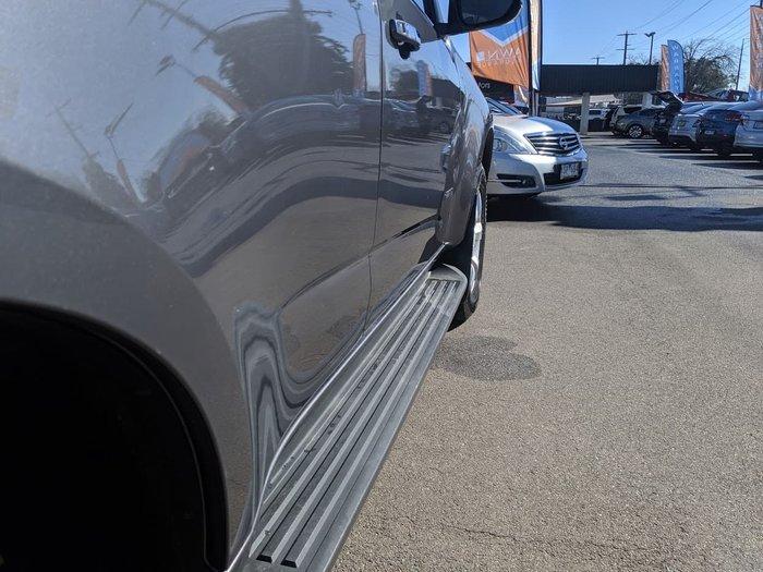 2012 Holden Colorado 7 LTZ RG MY13 4X4 Dual Range Grey