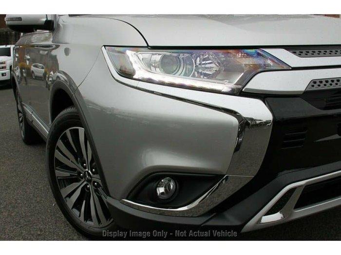 2019 Mitsubishi Outlander LS ZL MY19 Silver