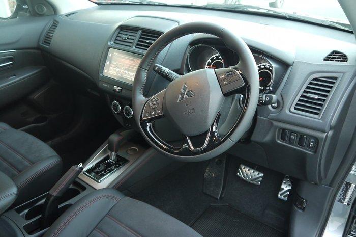 2019 Mitsubishi ASX Black Edition XC MY19 Grey