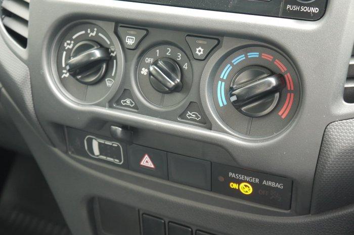 2019 Mitsubishi Triton GLX ADAS MR MY19 4X4 Dual Range White
