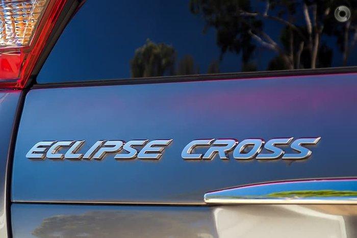 2019 Mitsubishi Eclipse Cross Exceed YA MY19 Grey