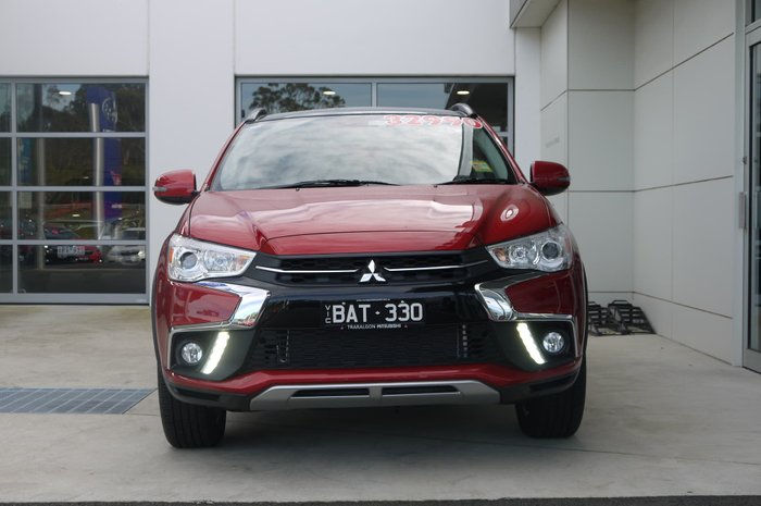 2019 Mitsubishi ASX Exceed XC MY19 Red