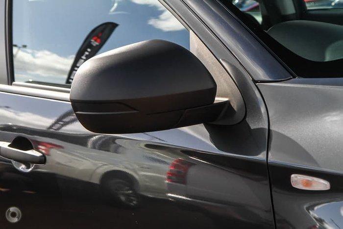 2019 Mitsubishi Triton GLX+ MR MY19 4X4 Dual Range Grey