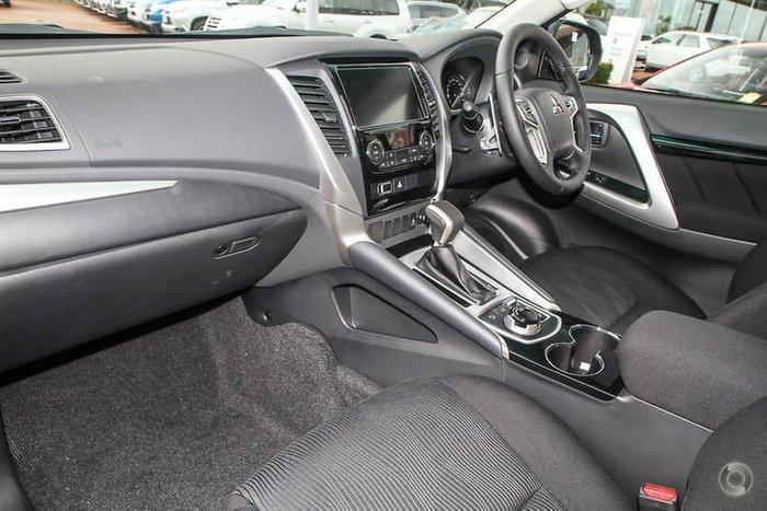 2018 Mitsubishi Pajero Sport GLX QE MY19 4X4 Dual Range Grey