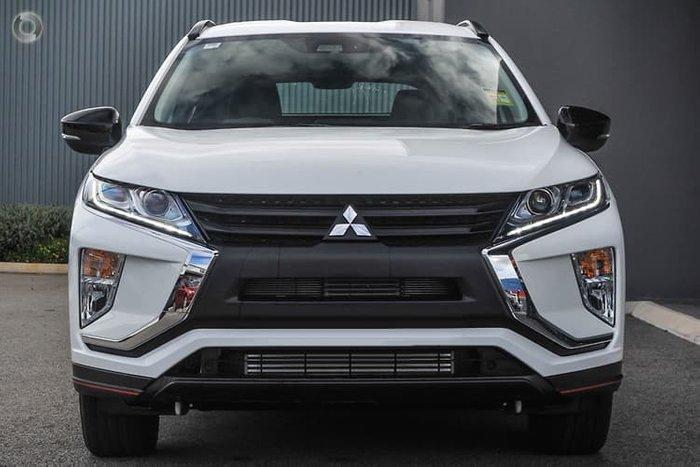 2018 Mitsubishi Eclipse Cross Black Edition YA MY19 White