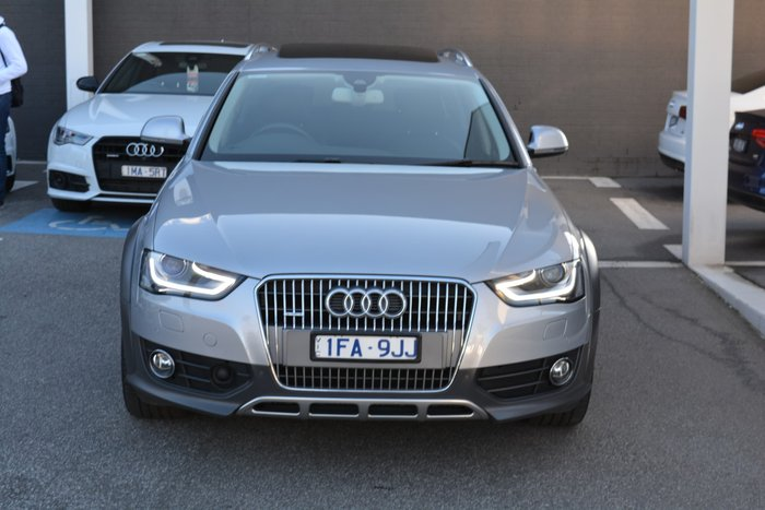 2016 Audi A4 allroad B8 MY16 Four Wheel Drive Silver