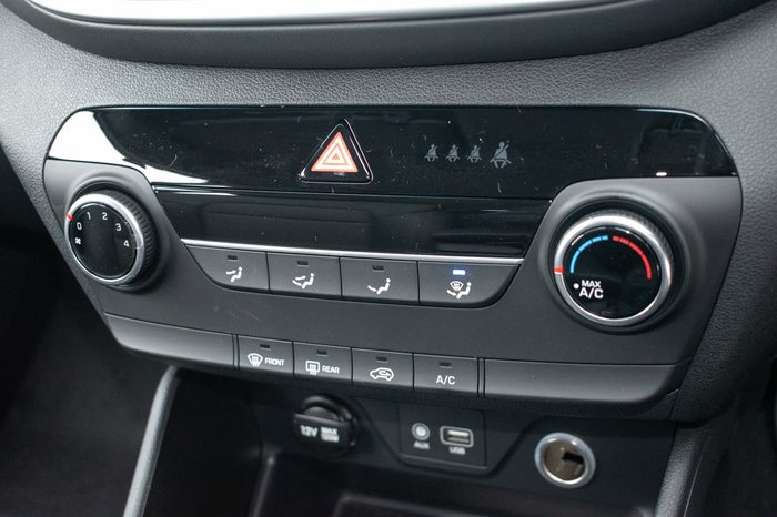 2019 Hyundai Tucson Active X TL4 MY20 Blue