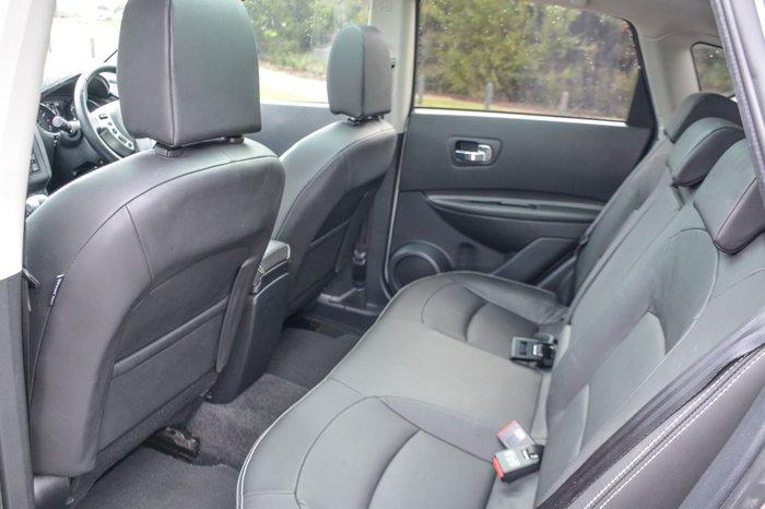 2011 Nissan Dualis Ti J10 Series II MY10 Grey