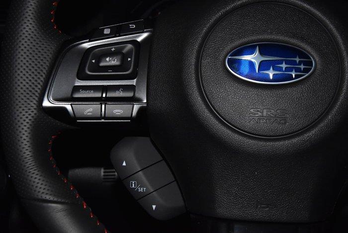 2018 Subaru WRX STI V1 MY18 Four Wheel Drive Black