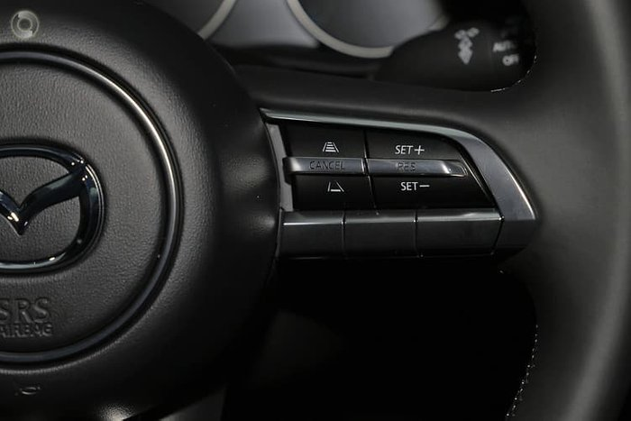 2019 Mazda 3 G20 Touring BP Series Blue