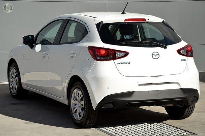 2019 Mazda 2 Neo DJ Series White
