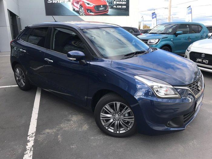 2019 Suzuki Baleno GLX EW Blue