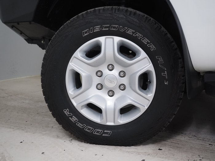 2015 Ford Ranger XLT PX 4X4 Dual Range White