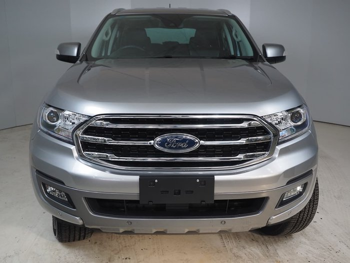 2018 Ford Everest Trend UA II MY19 Silver