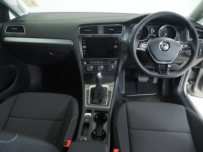 2019 Volkswagen Golf 110TSI Trendline 7.5 MY19.5 Silver