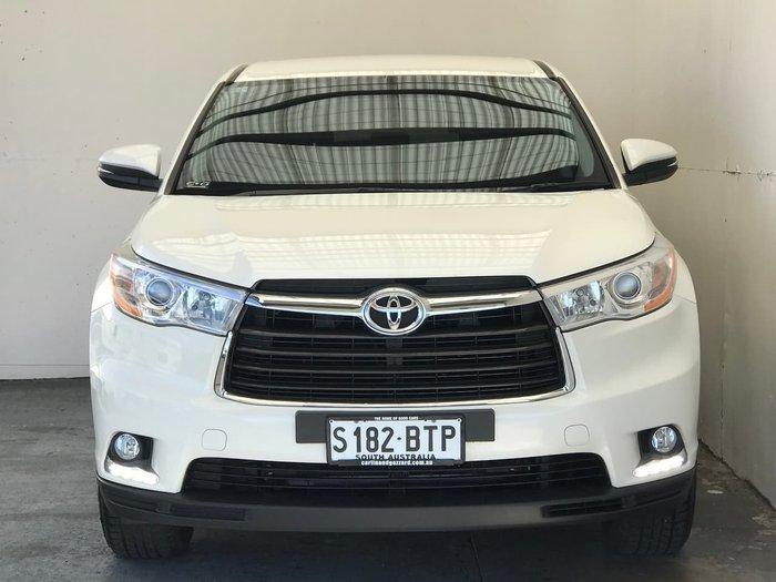 2016 Toyota Kluger GX GSU55R Four Wheel Drive