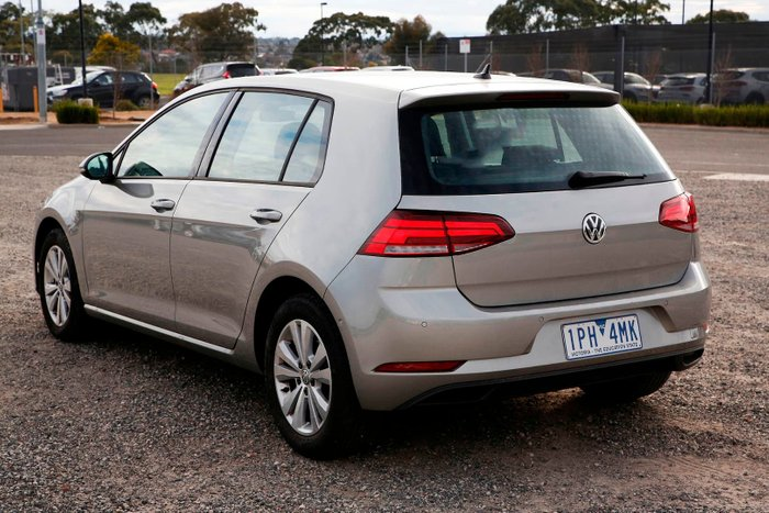 2018 Volkswagen Golf 110TSI Trendline 7.5 MY18 Grey