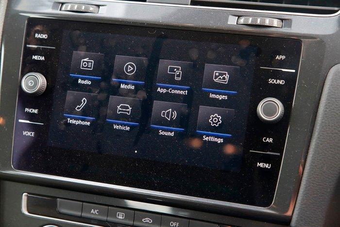 2018 Volkswagen Golf 110TSI Trendline 7.5 MY18 Grey