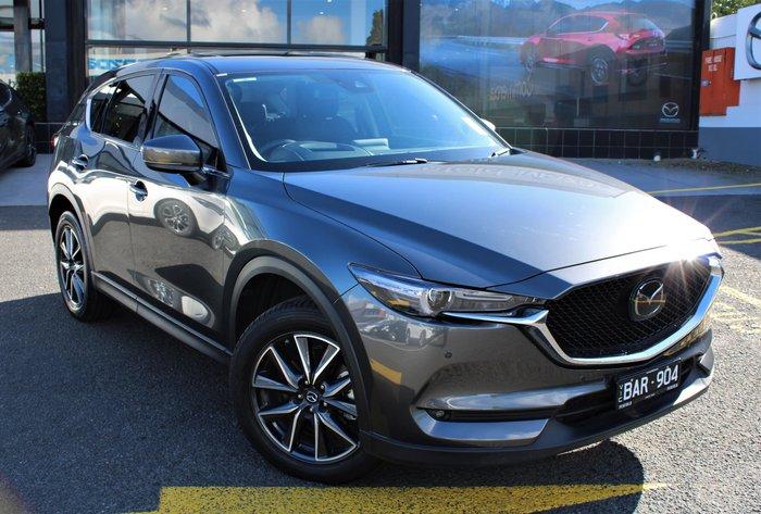 2019 Mazda CX-5 GT KF Series 4X4 On Demand Grey