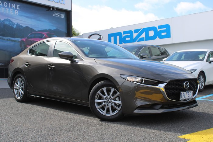 2019 Mazda 3 G20 Pure BP Series Bronze