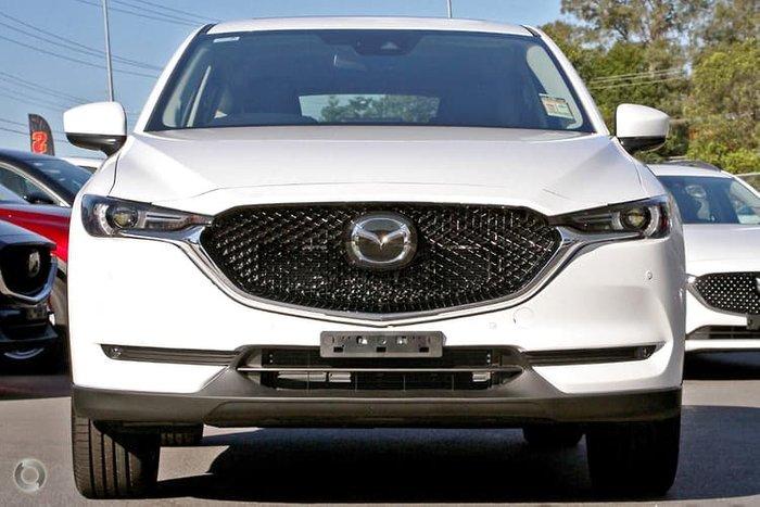 2019 Mazda CX-5 GT KF Series 4X4 On Demand White
