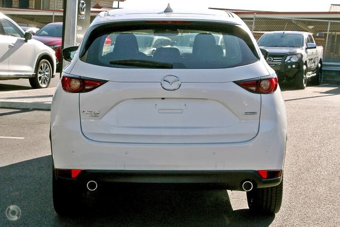 2019 Mazda CX-5 GT KF Series 4X4 On Demand White