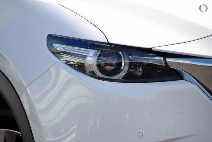 2019 Mazda CX-9 Azami TC 4X4 On Demand White