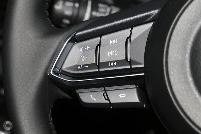 2019 Mazda 3 G25 GT BP Series Grey
