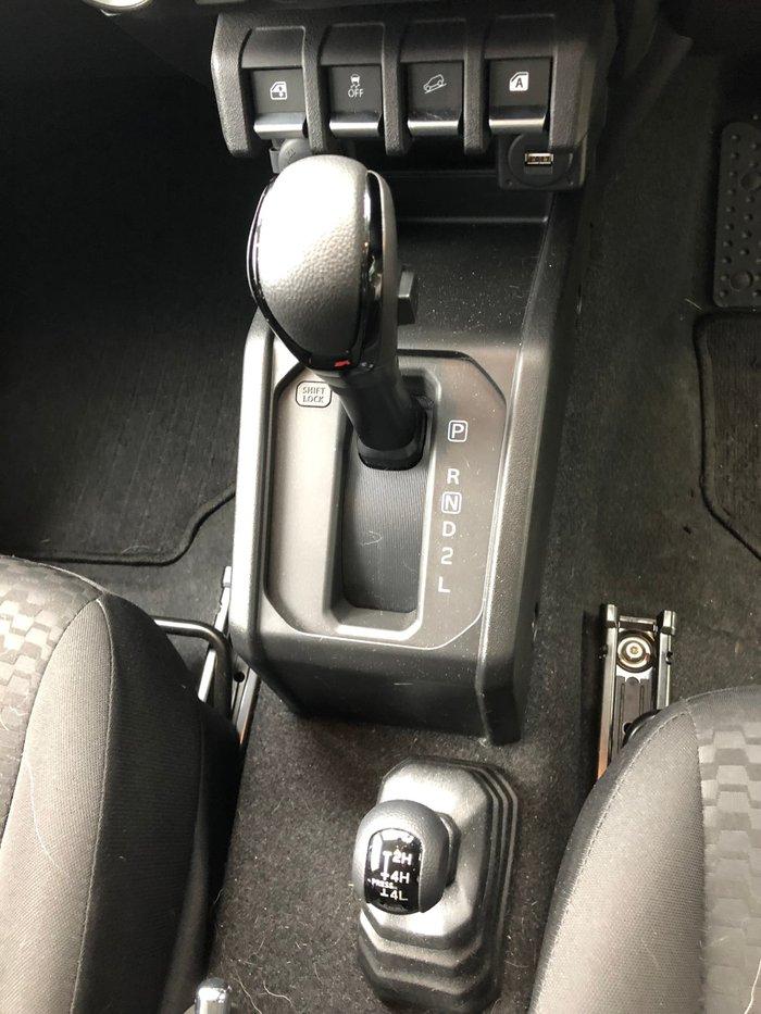 2018 Suzuki Jimny GJ 4X4 Dual Range Yellow