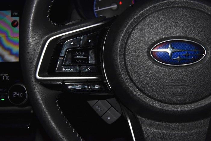 2018 Subaru Outback 3.6R 5GEN MY18 Four Wheel Drive White