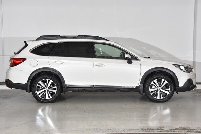 2018 Subaru Outback 3.6R 5GEN MY18 Four Wheel Drive White