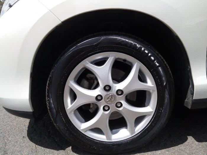2008 Toyota Tarago GLX ACR50R White