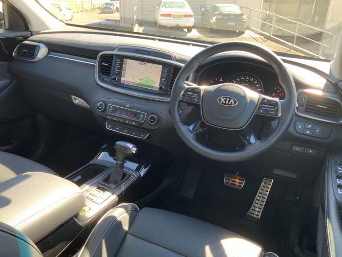 2018 Kia Sorento GT-Line UM MY19 4X4 On Demand White
