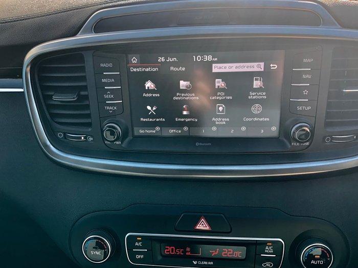 2017 Kia Sorento Sport UM MY18 4X4 On Demand Grey