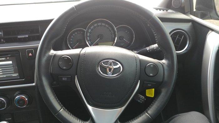 2014 Toyota Corolla Ascent Sport ZRE182R Silver