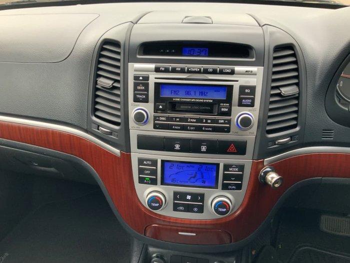 2007 Hyundai Santa Fe Elite CM MY08 4X4 Constant Beige