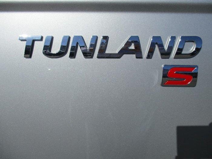 2017 Foton Tunland Standard P201 4X4 Silver