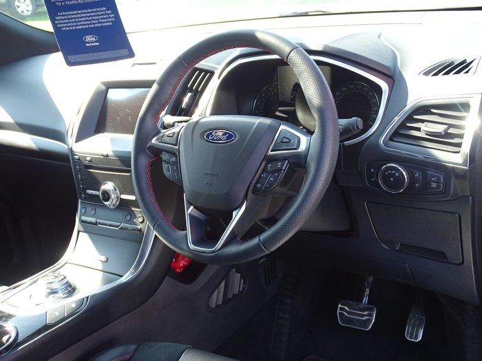 2018 Ford Endura ST-Line CA MY19 Four Wheel Drive Black